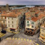 Города Франции, достопримечательности Арля